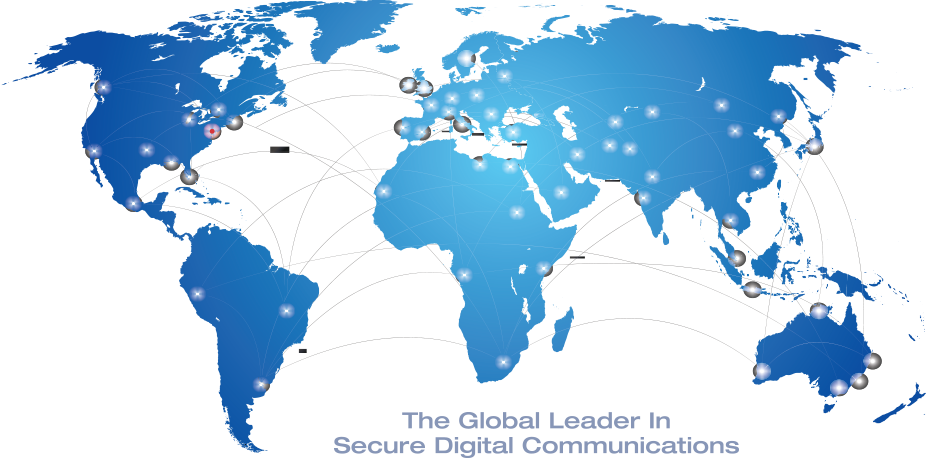 The Global Leader in Secure Digital Communications
